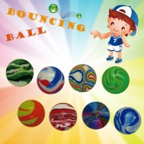 Small Pattern Bouncing Ball