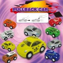 Pull back car