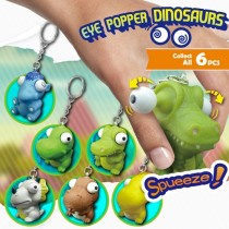 Eye Popper Dinosaurs