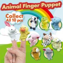Animal finger puppet