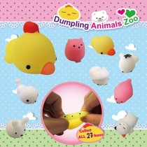 F-DUMANA Dumpling Animals Zoo