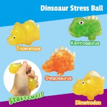 Stress Ball Dinosaur