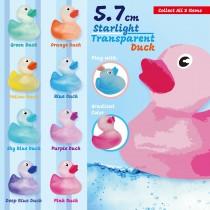 5.7cm Starlight Transparent Duck