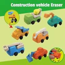 Construction Vehicle Eraser