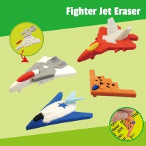 Fighter Jet Eraser
