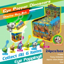 Eye Popper Dinosaurs Display Box