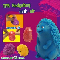TPR Hedgehog with air