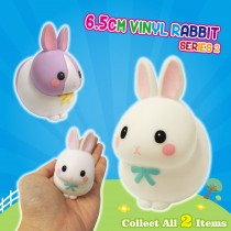 6.5cm Vinyl Rabbit - Series 2