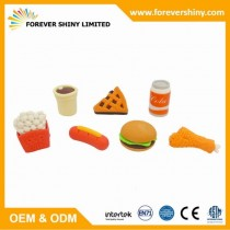 FA04-020 Mini Fast Food Eraser