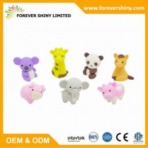 FA04-023 Mini Wild Animal Eraser