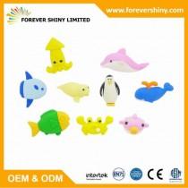 FA04-024 Sea Animal Eraser 2