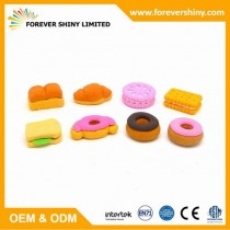 FA04-025 Snacks Eraser