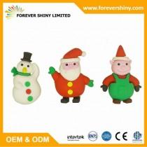FA04-028 Christmas eraser