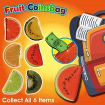 Fruit Coinsbag