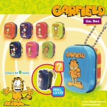 Garfield Tin Box