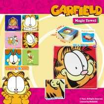 Garfield Magic Towel