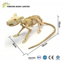 18cm Skeleton Rat