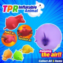 TPR Inflatable Animal