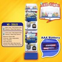 MD205LED - Vending Machine with LED showcase