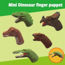 Mini Dinosaur Finger Puppet