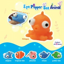 Eye Popper Sea Animal