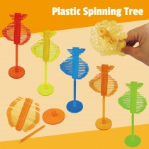 Plastic Spinning Tree