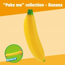 """Poke Me"" Collection - Huge Banana"
