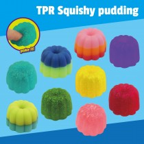 TPR Squishy Pudding