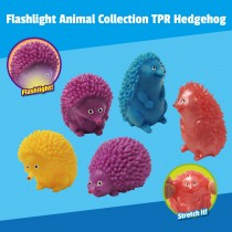 """Flashlight Animal Collection"" TPR Hedgehog"