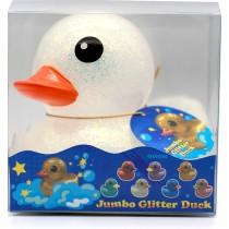 17cm Glitter Duck Blister Set
