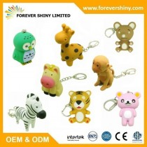 Wild Animal Keychain 2