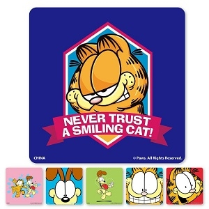 Garfield Towel